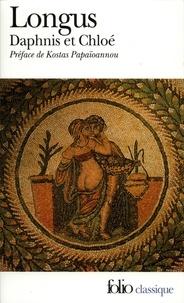 Longus - La Pastorale de Daphnis et Chloé.