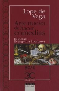Lope de Vega - Arte nuevo de hacer comedias.