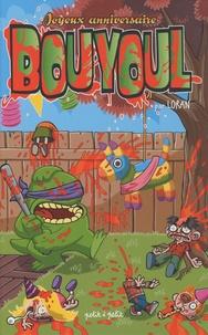 Loran - Joyeux anniversaire Bouyoul.