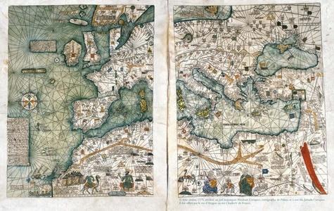 Romanesque en images. La folle aventure de la langue française