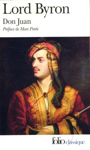 Lord Byron - Don Juan.