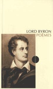 Lord Byron - Poèmes.