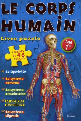 Lorelei Vashti Waite - Le corps humain - Livre puzzle.