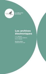 Lorène Béchard et Lourdes Fuentes Hashimoto - Les archives électroniques.