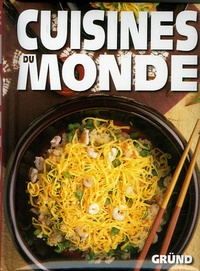 Lorène Ehrman - Cuisines du monde.