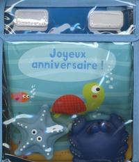 Lorentz et Isabelle Chauvet - Joyeux anniversaire ! - Avec 4 animaux gicleurs.