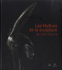 Lorenz Homberger et Eberhard Fischer - Les maîtres de la sculpture de Côte-d'Ivoire.