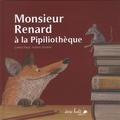 Lorenz Pauli - Monsieur Renard à la Pipiliothèque.