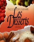 Lorenza De Medici Stucchi - Les desserts.