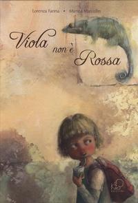 Viola non è Rossa - Lorenza Farina | Showmesound.org