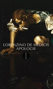 Lorenzino de Médicis - Apologie.