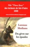 Lorenzo Mediano - Du givre sur les épaules.