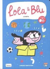 Lorenzo Montatore - Lola & Blu  : La boîte.