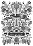 Lorenzo Petrentoni - City maps and stories 19th century.