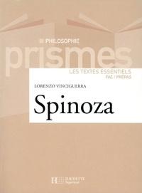 Lorenzo Vinciguerra - Spinoza.
