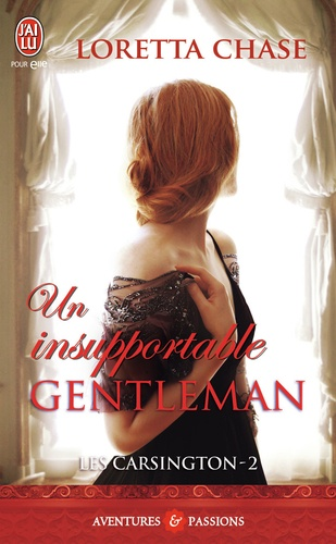 Les Carsington Tome 2 Un insupportable gentleman