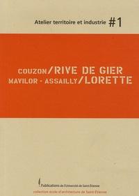 Lorette Mavilor-Assailly - Couzon/Rive de Gier - Edition bilingue français-allemand.