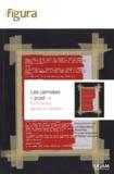 """Lori Saint-Martin - Les pensées """"post-"""" : féminismes, genres et narration."""