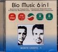 Loriana Music - Monte Cristo 1 - CD audio.