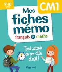 Lorin Walter et Sylvie Bordron - Français et maths CM1.