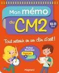 Lorin Walter et Morgane Céard - Mon mémo du CM2 - 10-11 ans.