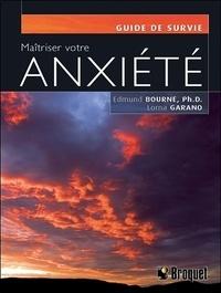 Maîtriser votre anxiété - Lorna Garano |