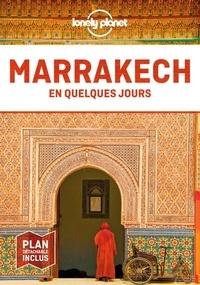 Lorna Parkes et Olivier Cirendini - Marrakech en quelques jours. 1 Plan détachable