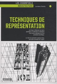 Lorraine Farrelly - Techniques de représentation.