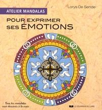 Lorys de Sende - Atelier mandalas pour exprimer ses émotions.