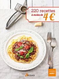 Losange - 220 recettes à moins de 4€.