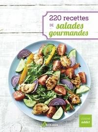 Losange - 220 recettes de salades gourmandes.