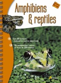 Losange - Amphibiens & reptiles.