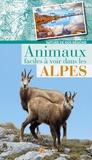 Losange - Animaux faciles à voir dans les Alpes.