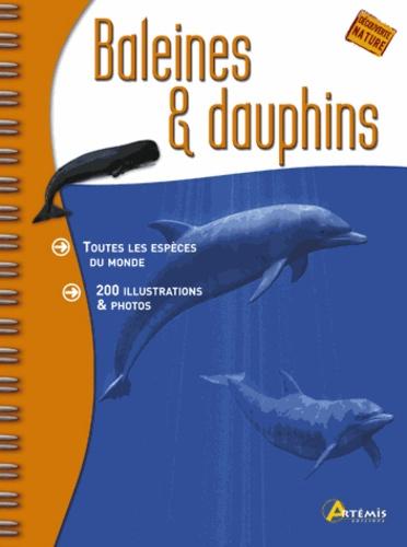 Losange - Baleines & dauphins.