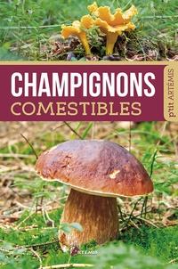 Losange - Champignons comestibles.