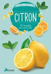 Livre électronique téléchargé gratuitement Citron  - 60 recettes pour mieux vivre