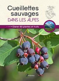 Losange et Philippe Chavanne - Cueillettes sauvages dans les Alpes - 60 plantes et fruits à glaner.