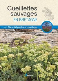 Losange et Philippe Chavanne - Cueillettes sauvages en Bretagne - 60 plantes, fruits et coquillages à glaner.