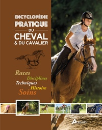 Losange et Julie Deutsch - Encyclopédie pratique du cheval & du cavalier.