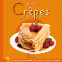 Histoiresdenlire.be J'aime les crêpes, pancakes & gaufres Image