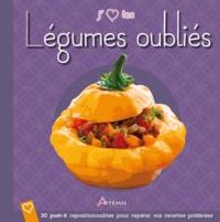 Accentsonline.fr J'aime les légumes oubliés Image