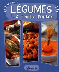 Deedr.fr Légumes & fruits d'antan Image