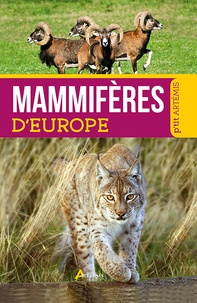 Losange - Mammifères d'Europe.