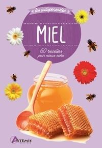Losange - Miel - 60 recettes pour mieux vivre.