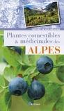 Losange - Plantes comestibles & médicinales des Alpes.