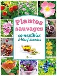 Losange et Philippe Chavanne - Plantes sauvages comestibles et bienfaisantes.