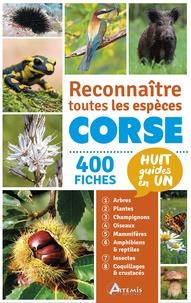 Losange - Reconnaitre toutes les espèces Corse.