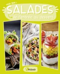 Losange - Salades - De l'entrée au dessert.