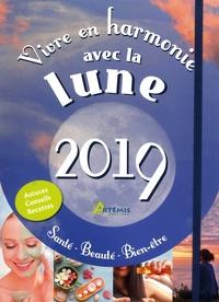 Losange et Alice Delvaille - Vivre en harmonie avec la lune - Santé, beauté, bien-être.