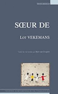 Lot Vekemans - Soeur de.